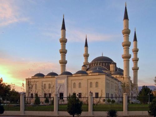 masjid turmenistan