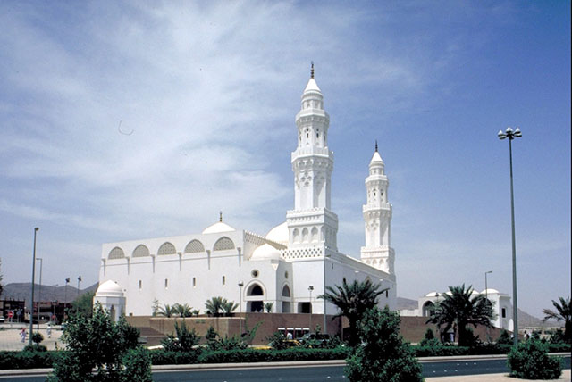 masjid qiblatain