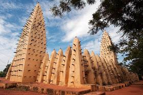 masjid agung bobo dioulasso