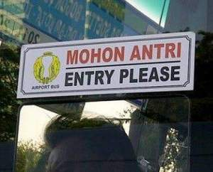 entry please