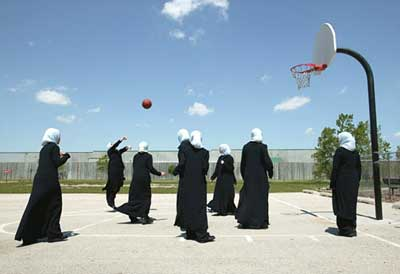 olahraga muslimah