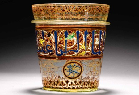 islamic glass