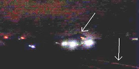 UFO Melancong di Bali Selama Satu Jam
